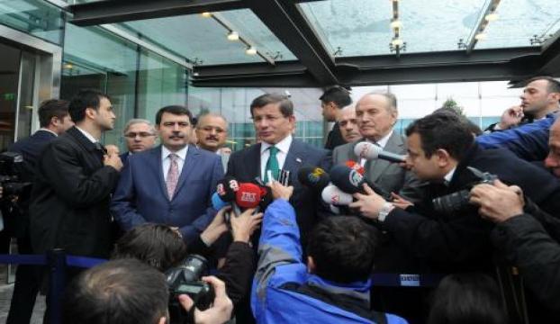 """Davutoğlu: """"Olayın arka planı araştırılıyor"""""""