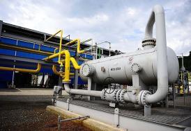 Doğal gaz ithalatında rekora devam