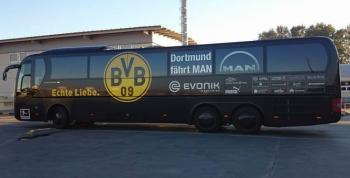 Borussia Dortmund'a gümrük süprizi