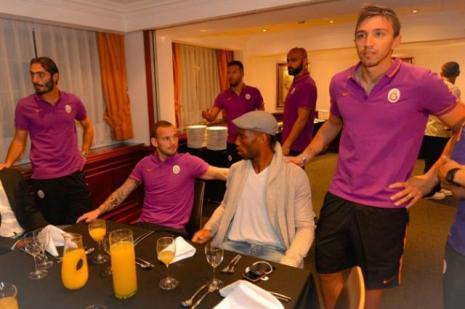 Drogba'dan Galatasaray'a vefa