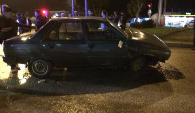 Düzcede trafik kazası: 2 yaralı