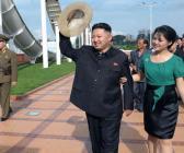 Kim Jong Un sonunda ortaya çıktı