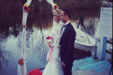 Şarkıcı Doğuş Azerbaycan'ın Müge Anlı'sıyla evlendi