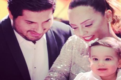 Reza Zarrab kızına hara hediye etti