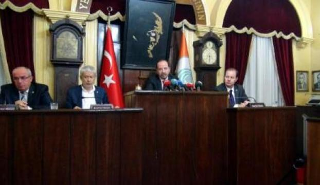 Edirnede CHPli başkandan, valiye destek