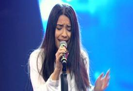 O Ses Türkiye'de Berfin Gelevera Deresi'yle coşturdu