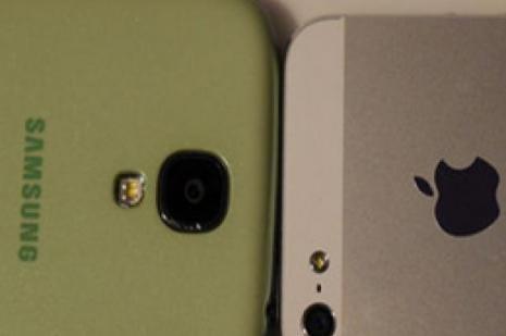 En büyük karşılaştırma! Galaxy S4 vs iPhone 5
