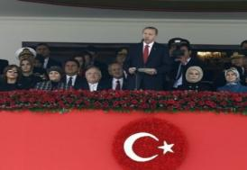 Erdoğan'dan yıllar sonra bir ilki gerçekleştirdi!