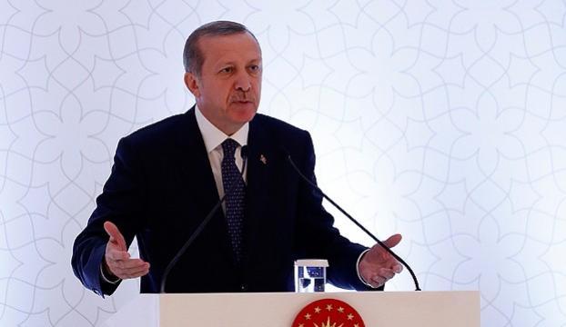 Erdoğan Ekvator Ginesinde konuştu