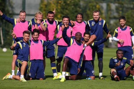 Fenerbahçeli futbolcunun sakatlığı geçti