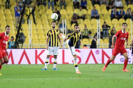 Fenerbahçe, Kadıköy'de 25 maçtır yenilmiyor