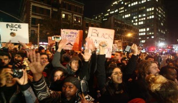 Ferguson protestoları ABD geneline yayıldı