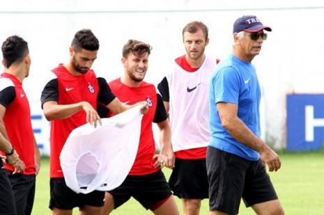 Trabzonspor Avrupa'ya yüzünü döndü