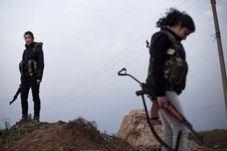 IŞİD kadınlardan ne istiyor?