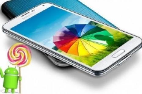 Galaxy S5e Android 5.0 Lollipop nasıl yüklenir?