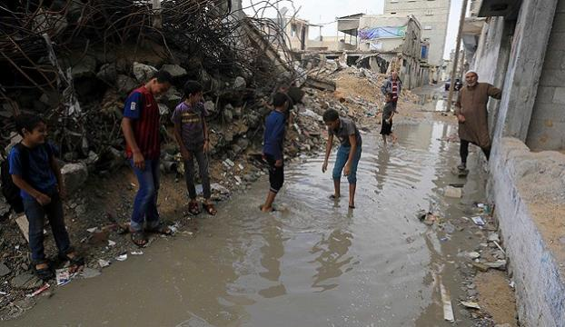 Gazzeyi bekleyen tehlike