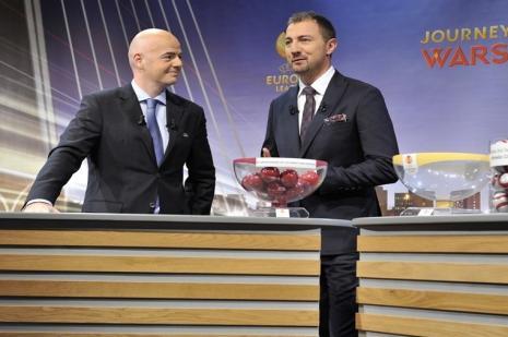 Trabzonspor ve Beşiktaşın rakipleri belli oldu