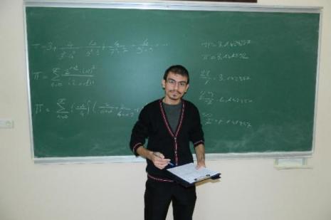 Genç matematikçiden çılgın iddia: Buldum