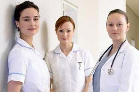 Hemşirelerden görme engelliler için proje