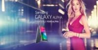 Doutzen Kroes, Galaxy Alpha reklamında