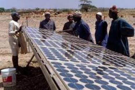 Enerji ile değişen Afrika