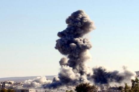 IŞİDi böyle vurdu