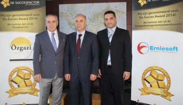 İki Türk şirketi, Hollandanın en başarılı 10 şirketi arasına girdi