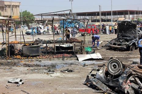 Milletvekili bombalı saldırıda öldü
