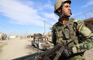 Irak'ta 59 köy IŞİD'dan kurtarıldı