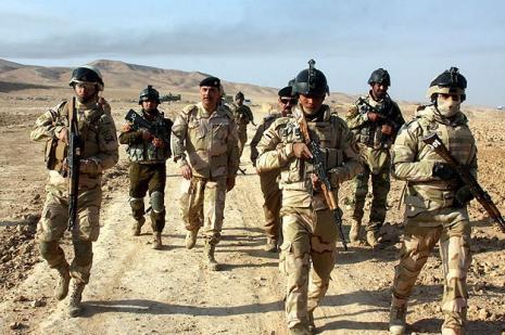 Irak ordusu Ramadiyi IŞİDin elinden aldı