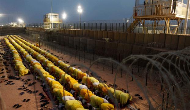 IŞİD ABD hapishanesinde kurulmuş