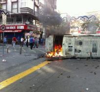 """İstanbul'da """"savaş"""" çıktı"""