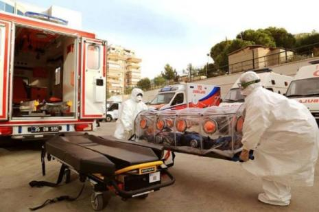 "İzmirde ""ebola"" alarmı"