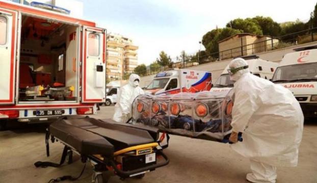 Ebola şüphelisi hasta, Hasekiye sevk edildi