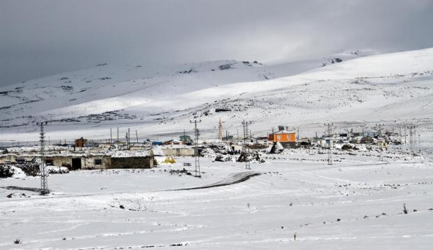 Doğu Anadoluyu soğuk vurdu