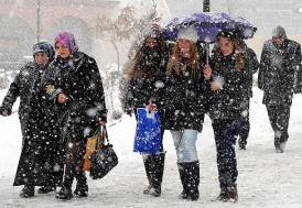 Meteoroloji uyardı. Beklenen kar geliyor