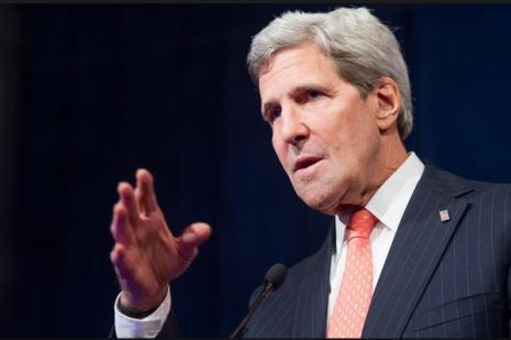 Kerry: Türk askeri Kobanide istenmiyor