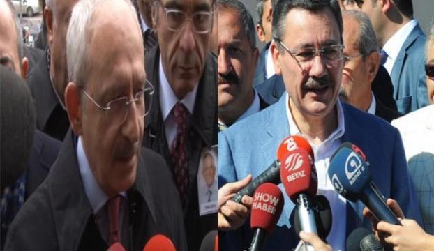 Kılıçdaroğlu yalanladı, Gökçek meydan okudu