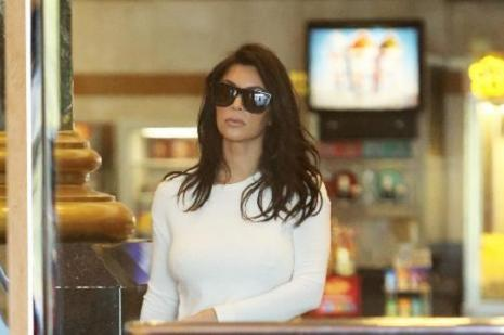Kim Kardashian alay konusu oldu