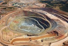 Türkiye'nin en büyük altın madeni