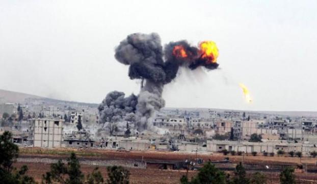 Kobanide çatışmalar şiddetlendi