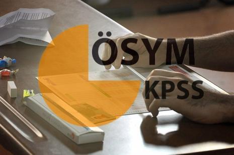 KPSS tercihleri 17-26 Kasım tarihleri arasında
