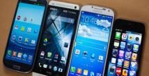 2014'ün en iyi 10 akıllı telefonu