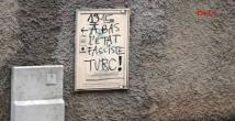 Fransada Türk radyosuna ırkçı saldırı