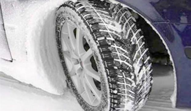 4 milyon araç kış lastiği takacak