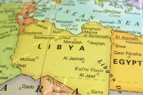 Libyada bir kent IŞİDe katıldı