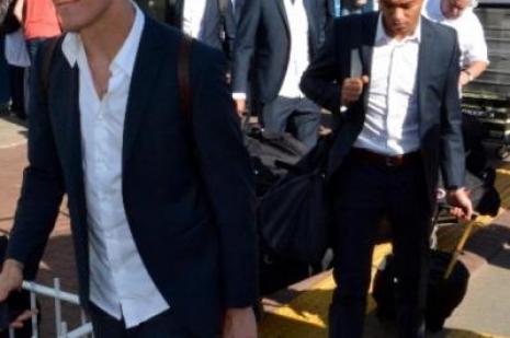 Belçika ekibi Lokeren Trabzon'a geldi