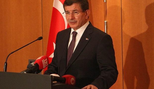 Davutoğlundan Fethullah Gülen açıklaması