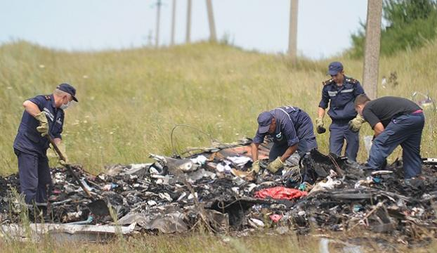 Malezya uçağının düşme sebebi açıklandı