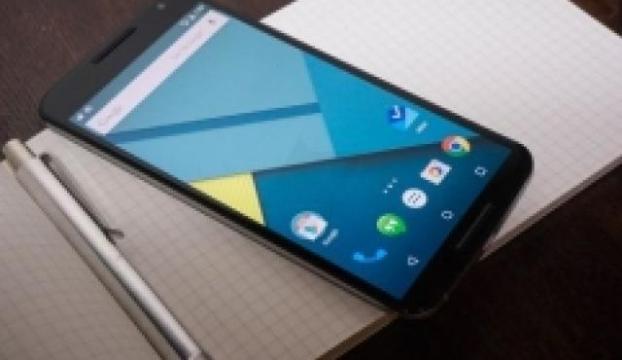 Nexus 6da gizli ışık